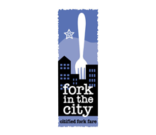 Fork In The City