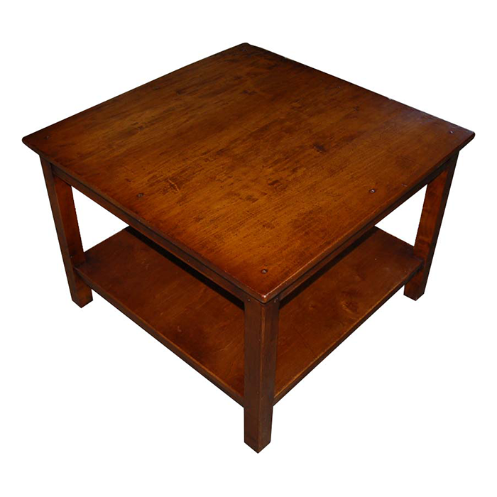 Coffee tables ghent hill for Table 52 roanoke va